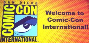 welcome to COmic Con
