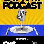 Eat Your Podcast – Issue 3 – EYC versus The SpazDog