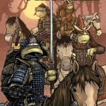 Lasting Leftovers: IDW's TMNT Turtles In Time (2014)
