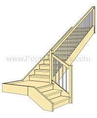 EazyHomes Company | Types Of Staircases