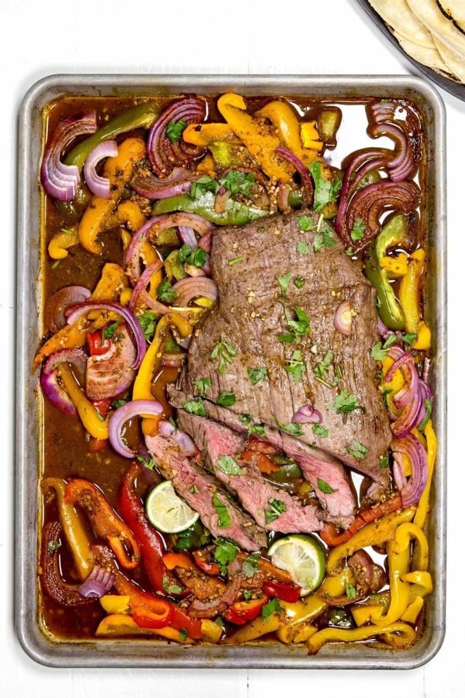 Large Of Flank Steak Oven