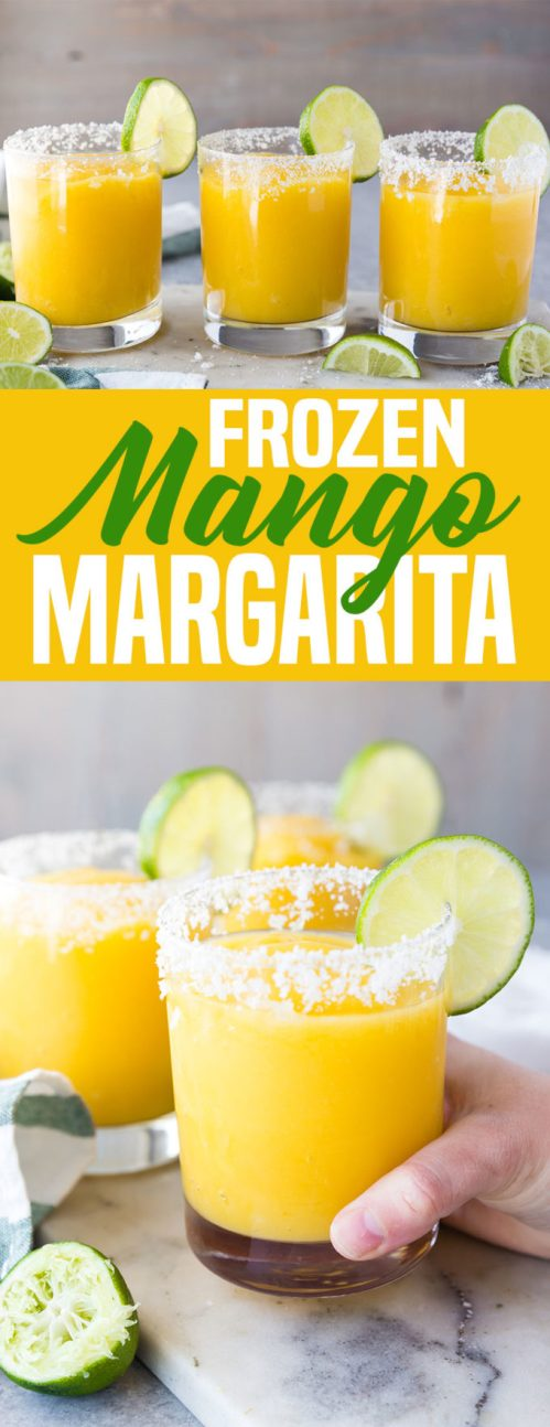 Medium Of How To Make Frozen Margaritas