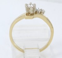 Yellow Gold Engagement Rings On Hand | www.imgkid.com ...