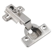 2x Kitchen Cabinet Cupboard Inset Concealed Door Hinge ...