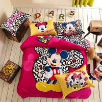 Mickey Mouse Bedding Set Twin,Queen Size | EBeddingSets