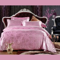 Light Pink Bedding set Queen, Full, King size