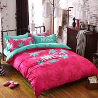 miss marijuana bedding set queen size | EBeddingSets