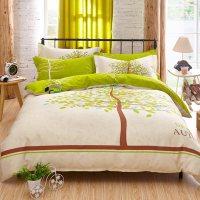 spring autumn bedding set queen size | EBeddingSets