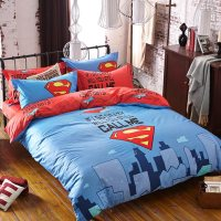 superman bedding set queen size | EBeddingSets