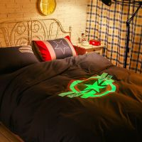 Captain America Bedding Set Queen Size Comforter ...