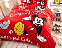 Boys Mickey Mouse Comforter Set Twin Queen Size | EBeddingSets