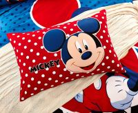 Disney Mickey Mouse Bedding Set For Teen Boys Kids Bedroom ...