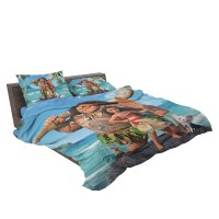 Disney Moana Princess and Maui Movie Theme Comforter Set ...