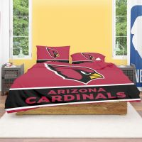 Buy NFL Arizona Cardinals Bedding Comforter Set | Up to 50 ...