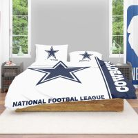 Buy NFL Dallas Cowboys Bedding Comforter Set | Up to 50% Off