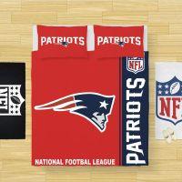 Buy NFL New England Patriots Bedding Comforter Set | Up to ...