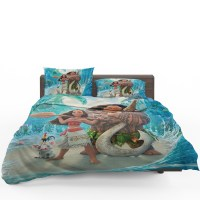 Disney Moana Movie Theme Bedding Set | EBeddingSets