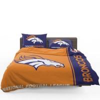 Buy NFL Denver Broncos Bedding Comforter Set | Up to 50% Off
