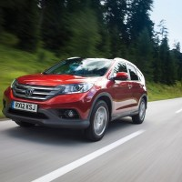 New Honda CR-V 1.6 i-DTEC – Impossible Made Possible
