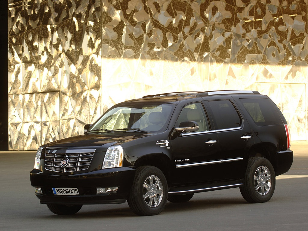 cadillac escalade review european version. Black Bedroom Furniture Sets. Home Design Ideas