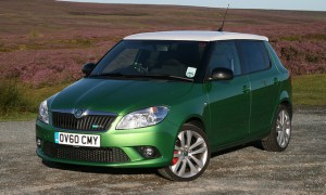 Reviewed: Skoda Fabia vRS Hatchback