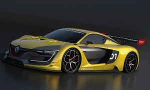Renault Unveiled Renaultsport RS 01 Racer