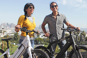 e-grin electric bicycle ebike