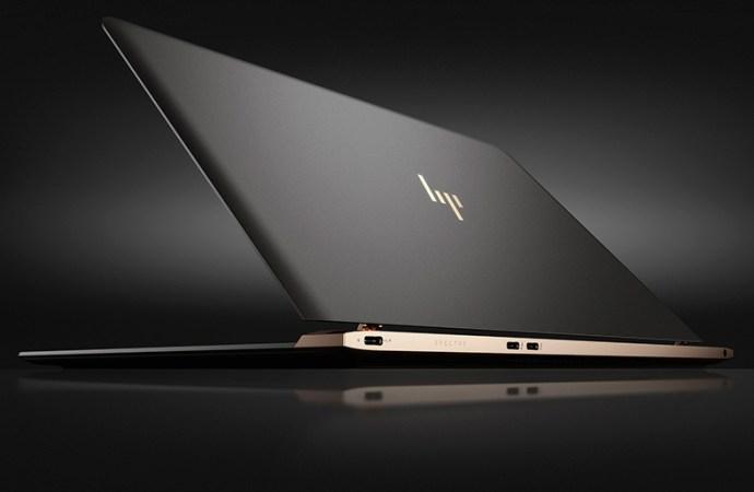 HP Spectre 13.3 Vista Trasera
