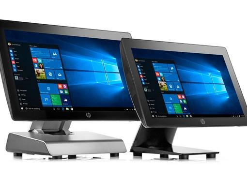 HP presentó su solución todo-en-uno para comercio, HP RP9