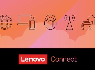 Lenovo presentó otra forma de conexión entre dispositivos y redes diferentes