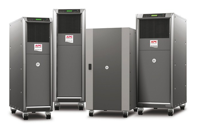 Schneider Electric lanzó la UPS Galaxy 300