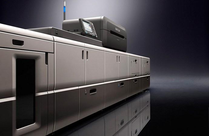 Ricoh lanzó la serie Pro C9100/ C9110 en México