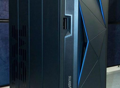 IBM presentó nuevo mainframe para nubes híbridas seguras