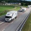 Camiones Scania Ericsson