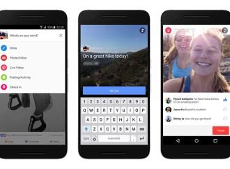 Facebook Live disponible para Android y en más países