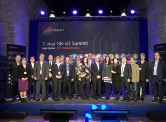 La Cumbre Global NB-IoT reúne a la industria tecnológica