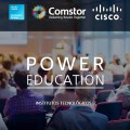 Logo de Power Education Comstor Cisco