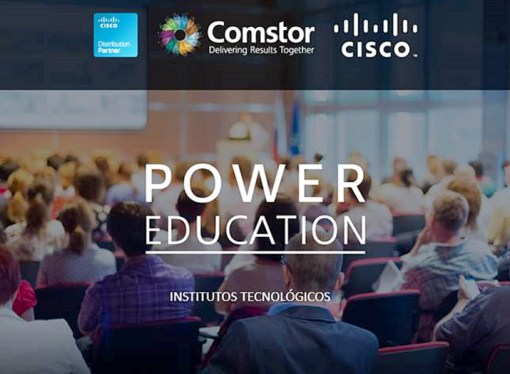Comstor lanzó Power Education