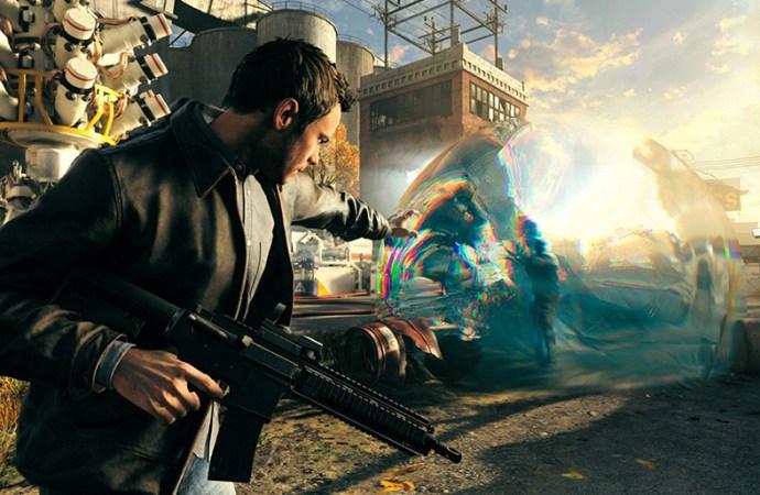 Microsoft presentó el tráiler cinematográfico de Quantum Break