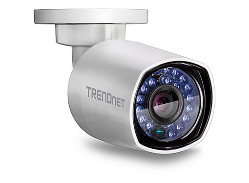 TRENDnet presentó una cámara de vigilancia