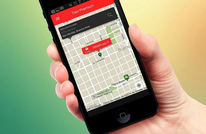 Taxi Premium registró un aumento del 500% en su descarga