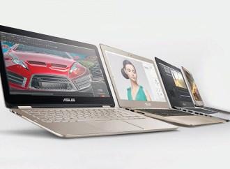 ASUS ofrece SSD en todas sus gamas de portátiles