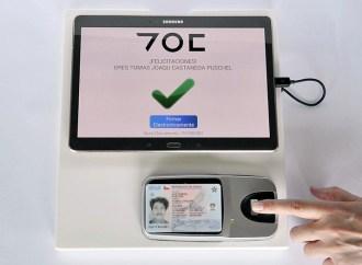 El Maratón de Santiago ahorró papel usando firma electrónica biométrica