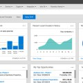 Infor CRM Cloud Screen