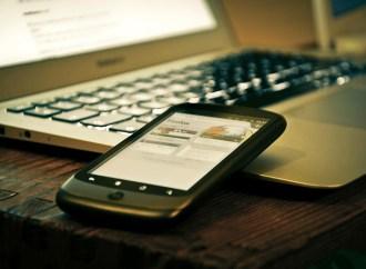 Internet es cada día más móvil