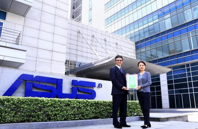 ASUS, primer fabricante de cómputo en el mundo en recibir una certificación de cero residuos
