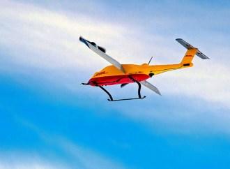 El parcelcopter en la cadena de logística