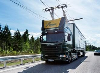 Se inauguró la primera eHighway del mundo en Suecia