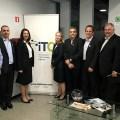 Ejecutivos de ITQ Latam, NetScout y Entel
