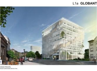Anunciaron el ganador del Globant Iconic Building